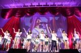 締めはインディーズデビュー曲「桜の花びらたち」=『AKB48劇場オープン10年祭』 (C)AKS