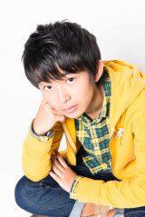 12月1日から上演する舞台『スマイルマーメイド』に出演する加藤清史郎 写真:鈴木一なり 衣装協力:T.p-ress