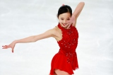 フィギュアスケートの世界ジュニアで金メダルに輝いた本田真凛選手(写真:ゲッティイメージズ)