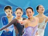 CS「テレ朝チャンネル2」で7月24日放送『スケーターたちの記憶〜女性スケーター編〜』(写真:アフロ ゲッティイメージズ 朝日新聞社