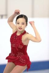 『フィギュアスケートISUジュニアグランプリシリーズ/ファイナル2016』に挑む本田真凛選手