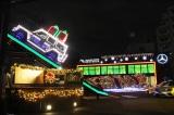 イルミネーションのほか、5つのクリスマスコンテンツを用意する「メルセデス・ベンツ コネクション」