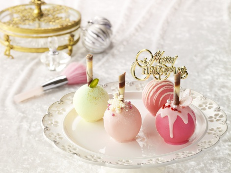 ロリポップキャンディーみたいなXmasケーキが登場!