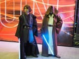 『東京コミコン』会場内の様子。May The Force Be With You (C)ORICON NewS inc.