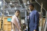 阿部寛(右)×香川照之(左)のコンビが話題に(C)NHK