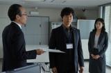 代議士の贈収賄事件と、亡父の残した壮大な謎を描く(C)テレビ朝日