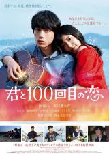坂口健太郎とW主演を務める映画『君と100回目の恋』(来年2月4日公開)