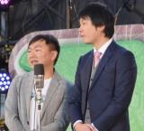 『M-1グランプリ2016』敗者復活戦に出場したかまいたち (C)ORICON NewS inc.