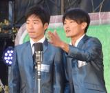 『M-1グランプリ2016』敗者復活戦に出場したジャルジャル (C)ORICON NewS inc.
