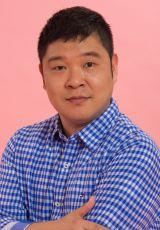 2017 年1月スタートの『闇芝居』で語りを担当する竹井亮介
