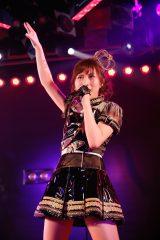 「ステージファイター選抜」で初めてセンターを獲得した大島涼花
