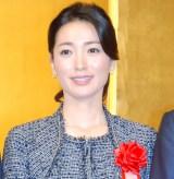 『第64回 菊池寛賞』贈呈式に出席した大江麻理子アナウンサー (C)ORICON NewS inc.