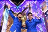 『M-1グランプリ2016』優勝した銀シャリ(C)ABC