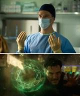 ドクター・ストレンジがアベンジャーズたちを診断する特別映像が公開 (C)2016MARVEL  Marvel-japan.jp/Dr-strange