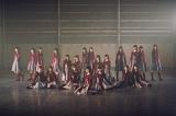 デビュー曲から3作連続首位を獲得した欅坂46