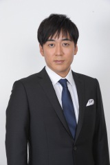 『第58回 輝く!日本レコード大賞』総合司会の安住紳一郎アナウンサー