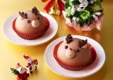 『トナカイのチョコムースケーキ』(328円)