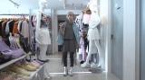 レディース服も着こなすとまん=ALLIE『美しすぎる秘訣を徹底解剖!ジェンダーレス男子・とまん篇』