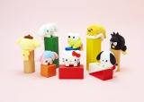 10月に発売された第1弾の8キャラクター