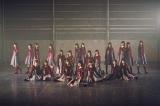 11日放送の『シブヤノオト』で生パフォーマンスを披露する欅坂46