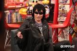 12月15日放送、フジテレビ『アウト×デラックス』にギターウルフのセイジが初出演