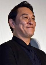映画『海賊とよばれた男』公開初日舞台あいさつに登壇したピエール瀧 (C)ORICON NewS inc.