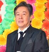 映画『本能寺ホテル』1日限定ホテルオープニングセレモニーに出席した風間杜夫 (C)ORICON NewS inc.