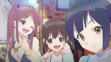 「Wake Up, Girls!」新作アニメの特報場面カット (C)Green Leaves / Wake Up,Girls!3製作委員会