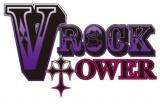 『V-ROCK TOWER』ロゴ