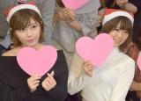 (左から)宮崎美穂、山内鈴蘭=『ホリNS火曜祭2016』 (C)ORICON NewS inc.