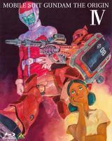 BD『機動戦士ガンダム THE ORIGIN IV』が初登場1位に(C)創通・サンライズ