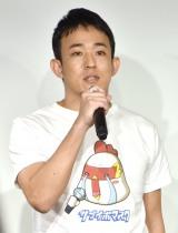 映画『サブイボマスク』DVD&ブルーレイ発売記念トークショーに出席したファンキー加藤 (C)ORICON NewS inc.
