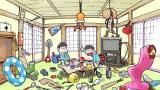 「おそ松さんショートフィルムシリーズ」dTVで配信(C)赤塚不二夫/おそ松さん製作委員会