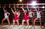 """おかずクラブがWセンターで""""ガルパワ・ダンス""""を披露"""
