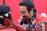 NHK大河ドラマ『真田丸』第50回・最終回。幸村は大助に伝言を託す(C)NHK