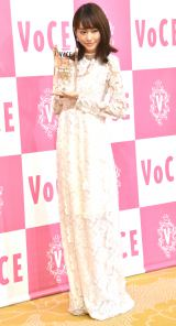 白レースのドレスで抜群のスタイルも披露した桐谷美玲 (C)ORICON NewS inc.