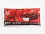 『贅沢ないちごアイス』パッケージ
