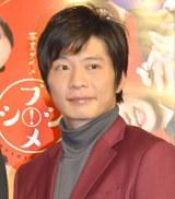 ドラマ『幕末グルメ ブシメシ!』の試写会後会見に登壇した田中圭 (C)ORICON NewS inc.