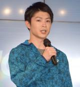 『アシックスジャパン』とアドバイザリースタッフ契約を締結した内村航平 (C)ORICON NewS inc.