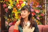 1月2日放送、関西テレビ・フジテレビ系『新春大売り出し!さんまのまんま』にゲスト出演する高畑充希(C)関西テレビ
