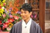関西テレビ・フジテレビ系『新春大売り出し!さんまのまんま』1月2日放送。野村萬斎が初登場(C)関西テレビ