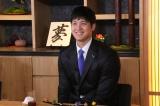 「カズさんにではなく企画自体にびっくりしました」と大谷(C)テレビ朝日