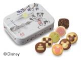 『<ディズニー>新春クッキー缶(8種16個入)』(1080円)