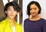 8月7日に結婚した俳優の賀来賢人(27)と女優の榮倉奈々(28)。TBSドラマ『Nのために』(2014年)での共演が出会い、交際1年でのゴールインとなった (C)ORICON NewS inc.
