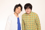 NHKのネタ番組『バナナマンの爆笑ドラゴン 冬の陣』に出演するライス