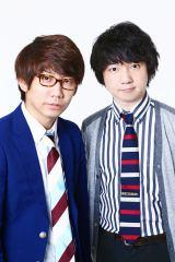 NHKのネタ番組『バナナマンの爆笑ドラゴン 冬の陣』に出演する三四郎