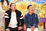 過去の『新しい波』をきっかけに人気者になった岡村隆史(ナインティナイン/右)、秋山竜次(ロバート/左)らが12月27日放送の『新しい波24』にゲスト出演