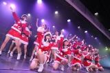 新潟の専用劇場でクリスマス公演を開催したNGT48(C)AKS