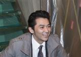 1月7日スタート、テレビ東京系土曜ドラマ24『銀と金』レギュラーキャストの村上淳(C)テレビ東京