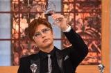 2017年元日放送、ABC・テレビ朝日系『芸能人格付けチェック!これぞ真の一流品だ!2017お正月スペシャル』GACKTの個人連勝記録の更新の行方は?(C)ABC